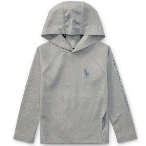 Ralph Lauren Polo Performance Hooded Sweatshirt